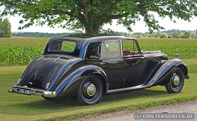 Armstrong Siddeley 18 Whitley (1949 - 1954)