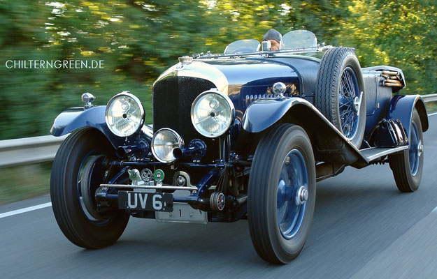 Bentley 4.5-litre 1929