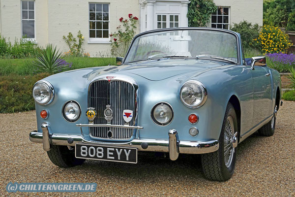 Alvis (Three Litre) TD 21 (Series II) (1962 - 1963)