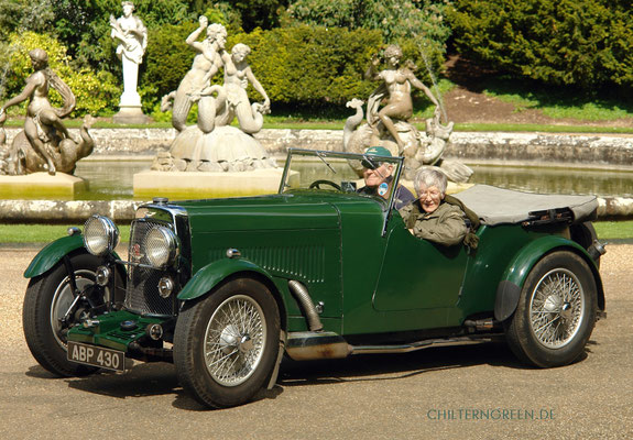 Aston Martin 1.5-litre (Series 2) Standard 2/4-seater 1933