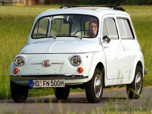 Fiat-Autobianchi 500 Giadiniera 1971