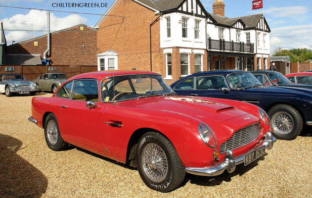 Aston Martin DB5 Vantage (1964 - 1965)
