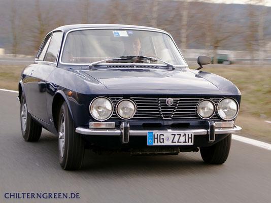Alfa Romeo 1600 GT Bertone