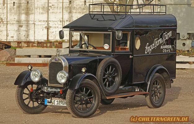 Morris Van 11.9 (1926)