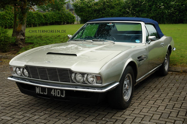 "Aston Martin DBS V8 ""Volante""-Conversion 1971"
