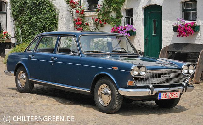 Austin 3-itre  (1968 - 1971)