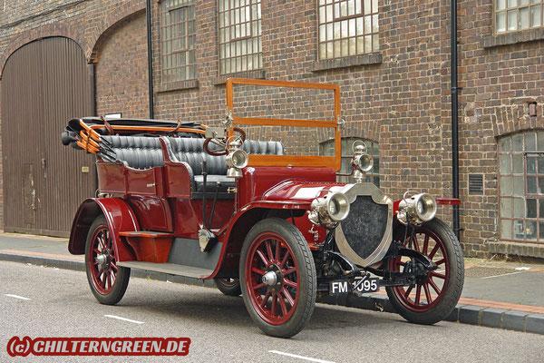 Rover 15 h.p. (1909 - 1911)