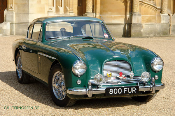 Aston Martin DB2/4 Mark II Fixedhead Coupé (1955 - 1957)