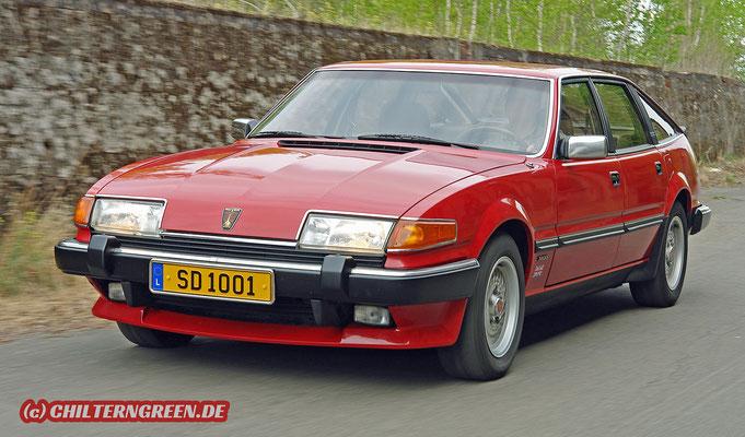Rover SD1 (1976 - 1976)