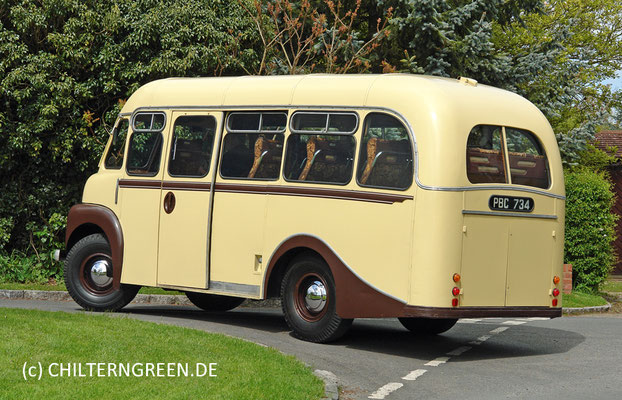 Commer Carrier Minicoach (1958)