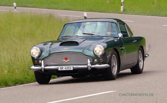 Aston Martin DB4 Saloon Serie 2 (1960 - 1961)