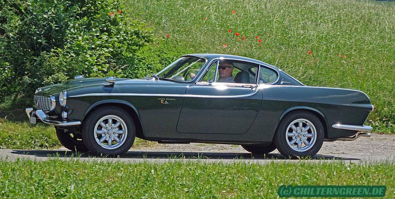 Volvo P1800 (MP208 – Aston Martin Prototyp) (1963)