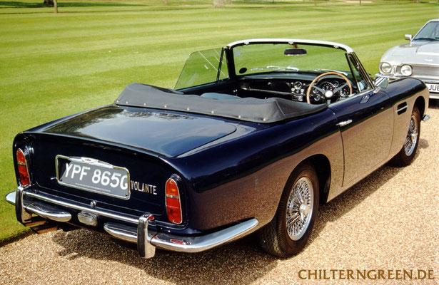 Aston Martin (DB6 Mk.1) Volante (1966 - 1969)