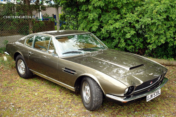 Aston Martin AM V8 Saloon Serie 2 (1972 - 1973)