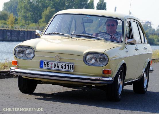 VW 411 / Typ 4 (1968 - 1972)