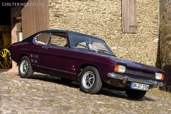 Ford Capri 1700 GT XL