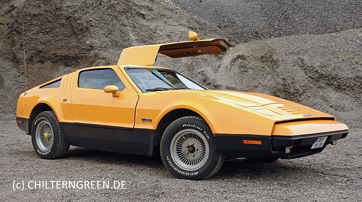 Bricklin SV-1  (1974 - 1976)