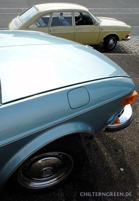 VW 412 / Typ 4 (1972 - 1974)