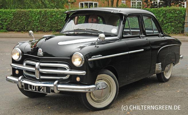 Vauxhall E-Type Wyvern (1951 - 1957)