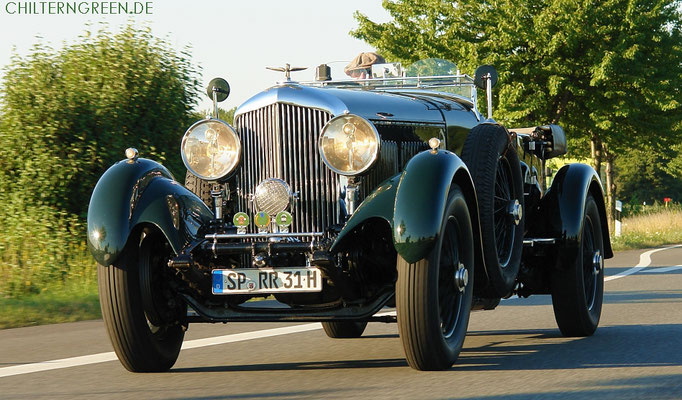 Bentley 8-litre 1930