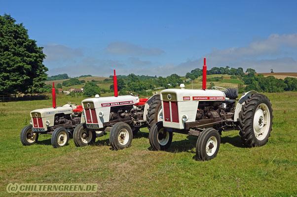 David Brown Tractors