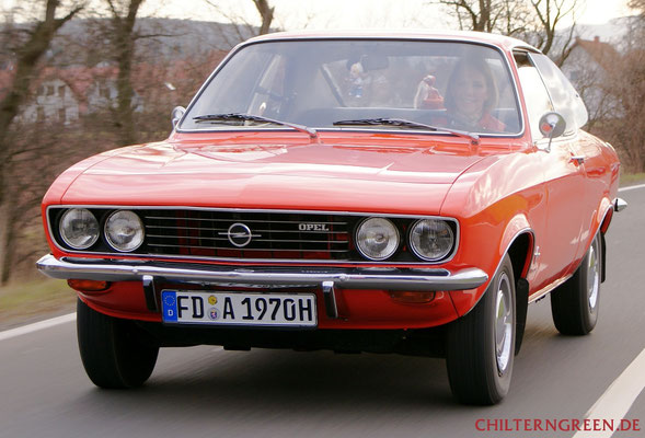 Opel Manta A 1,9S (1970)