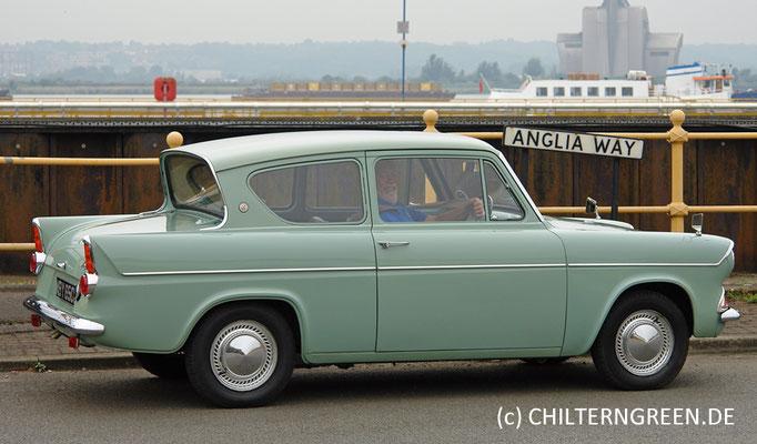 Ford Anglia 105E Saloon (1959 - 1967)