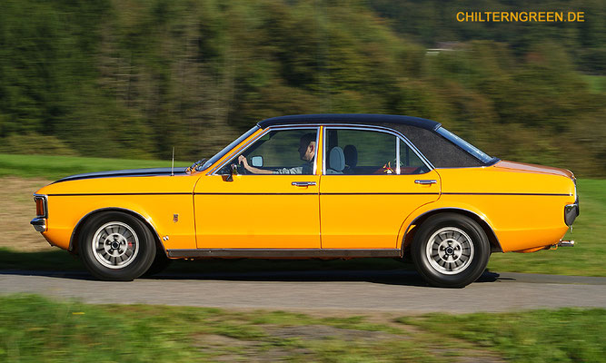 Ford Granada Ghia 2.8i (1976)
