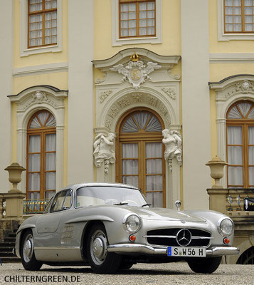 Mercedes-Benz 300 SL - W198 (1954 - 1957)