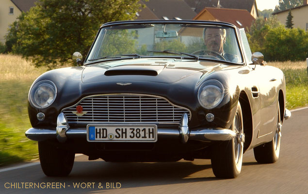 Aston Martin DB5 Convertible (1964 - 1965)