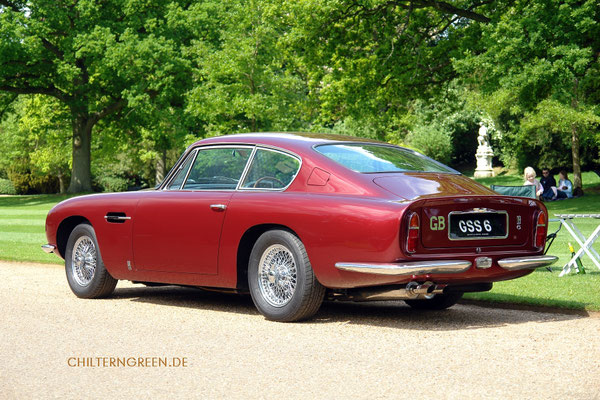 Aston Martin DB6 Vantage (1965 - 1969)