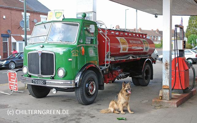 AEC Mercury Tanker (1958)