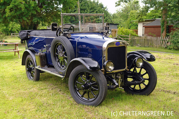 Cluley 10 hp (1921 - 1929)