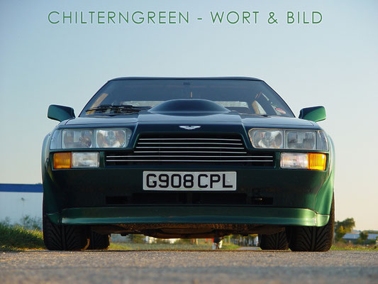 Aston Martin V8 Vantage Zagato (1986 - 1988)