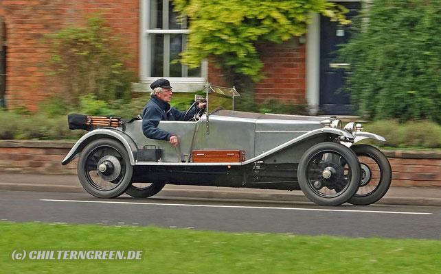 Frazer Nash Fast Tourer (3-seater) (1925)