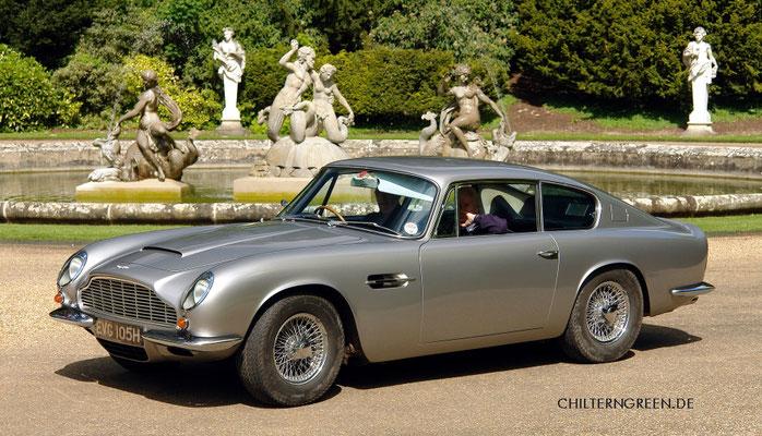 Aston Martin DB6 Mk.2 Saloon (1969 - 1970)