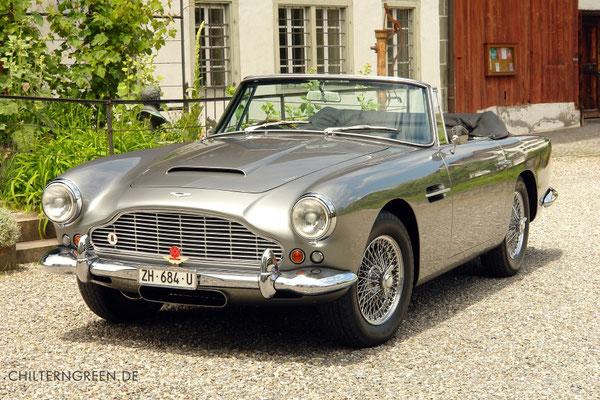 Aston Martin DB4 Convertible Serie 4 (1961 - 1962)