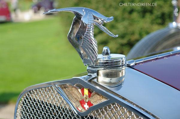 Hispano-Suiza Kühlerfigur