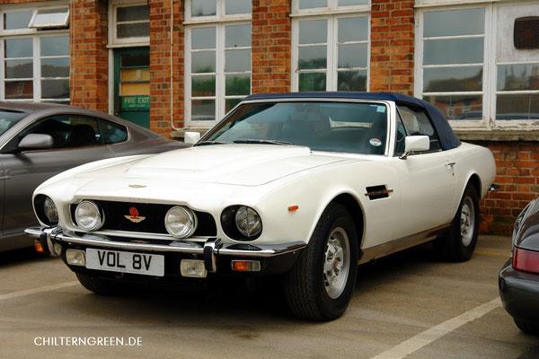 Aston Martin V8 Volante Serie 1 (1978 -1986)