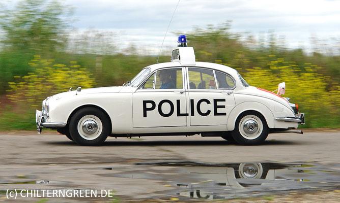 Jaguar 240/340 Police (1967 - 1969)