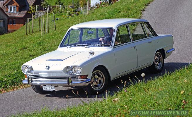 Triumph 2500 Mark 1 (1963 - 1969)