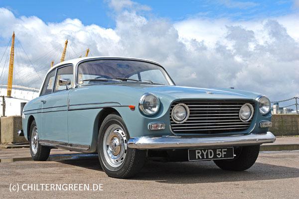 Bristol 408 - (1963 - 1965)