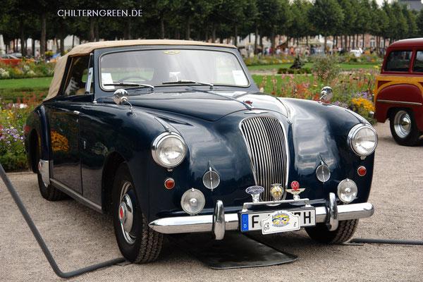 Lagonda 3-litre Drophead Coupé (1953 - 1958)