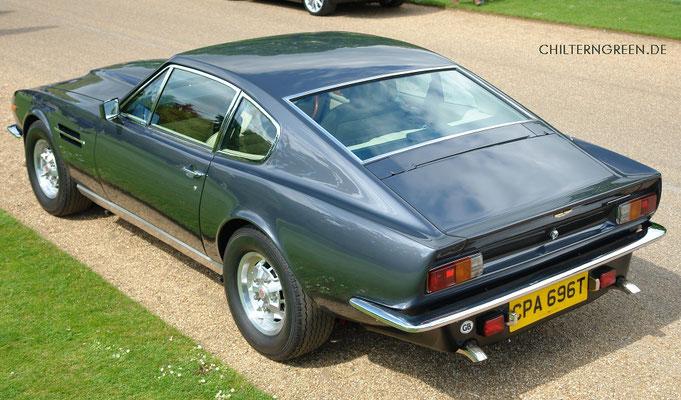 Aston Martin V8 Vantage Serie 2 (1978 - 1986)