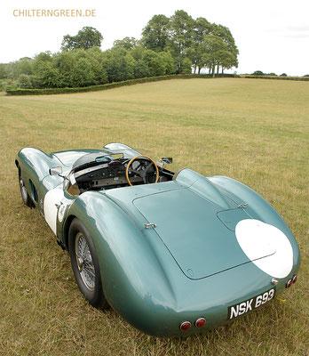 Aston Martin DBR1  - Nr.4 (1957)
