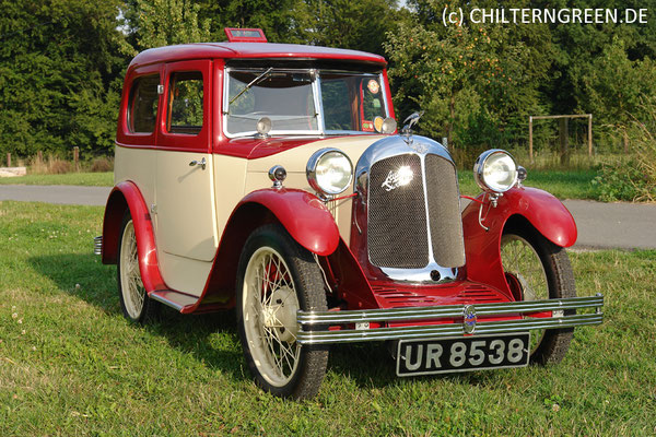 Austin Seven Swallow Saloon (1927 - 1932)