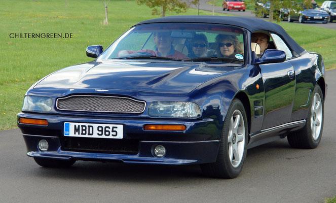 Aston Martin V8 Volante (LWB) (1998 - 1999)