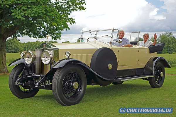 Rolls-Royce Phantom I (1925 - 1931)