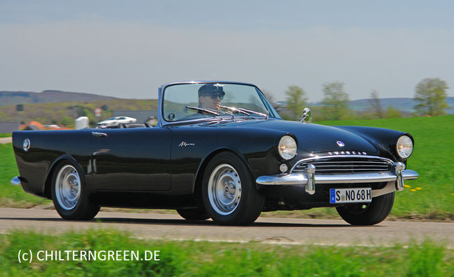 Sunbeam Alpine Serie 2 (1962 - 1963)