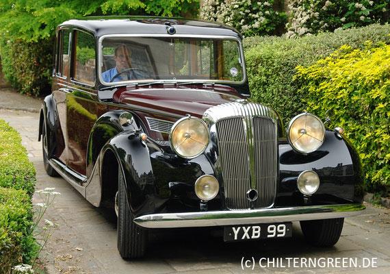 Daimler DE36 - Fahrzeug von King George VI. (1948)